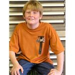 Speedway Youth T-Bucket Cartoon Shirt