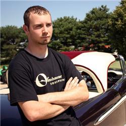 Offenhauser Flatheads Forever T-Shirt, Size Medium