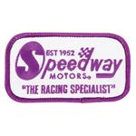 Speedway The Racing Specialist Patch