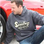 Vintage Speedway Equipped Hoodie