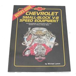 Garage Sale - Book - Small Block Chevy Buyers Guide