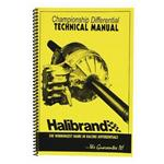 Halibrand Champion Owners Manual