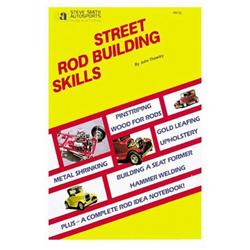 Steve Smith Autosports S132 Book - Street Rod Building Skills