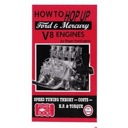 Book - How to Hop-Up Ford and Mercury V8 Engines