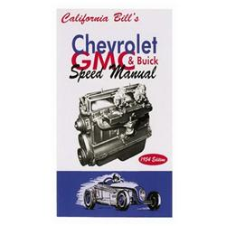 Chevrolet, GMC, and Buick Speed Manual