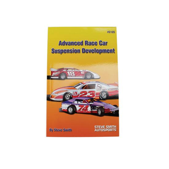 Steve Smith Autosport S105 Advanced Racing Suspension Development Book