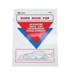 Steve Smith Autosports WB5 Advanced Race Suspension Development Book