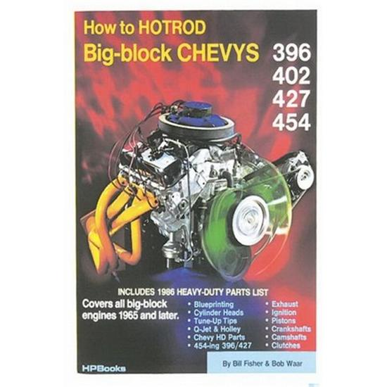 Book - How To Hot Rod Big Block Chevys