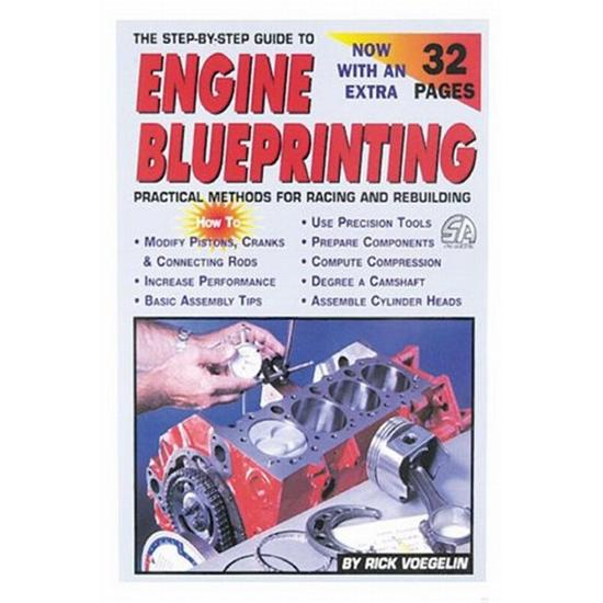 Book - Engine Blueprinting