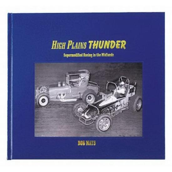 Book - High Plains Thunder