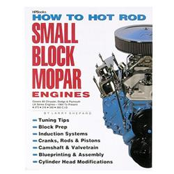 Book - How To Hot Rod Small Block Mopar Engines