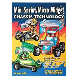Steve Smith Autosports S286 Book - Mini-Micro Sprint Racing Technology