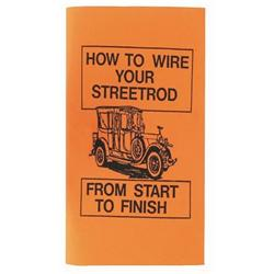 speedway economy 12 circuit wiring harness shipping book how to wire your street rod