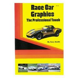 Steve Smith Autosports S118 Book - Race Car Graphics