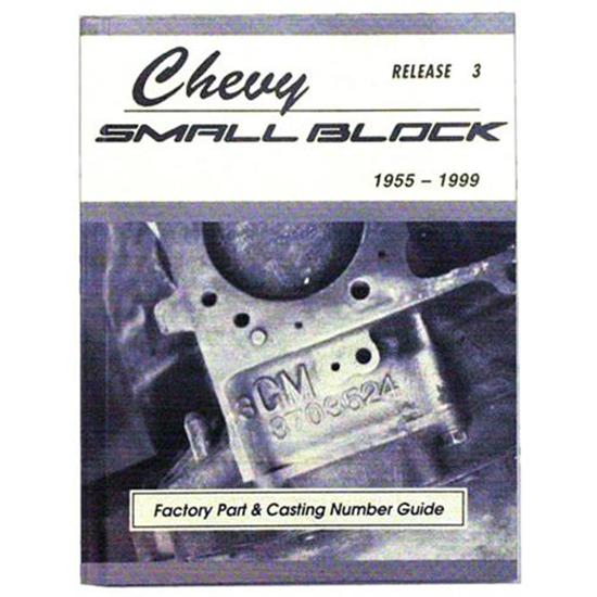 Chevy Small Block Part Numbers And Casting Numbers
