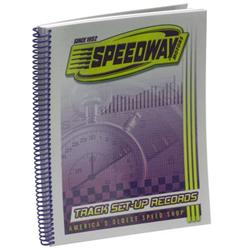 Track Set-Up Book