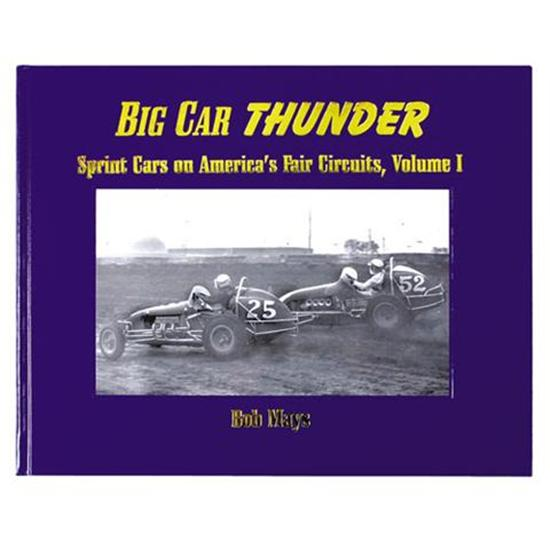 Book - Big Car Thunder, Volume 1
