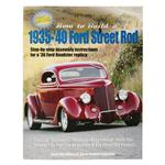 Book - How To Build a 1935-40 Ford Street Rod