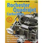 Book - Rochester Quadrajet Carburetors