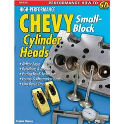 Book - High Performance Chevy Small Block Cylinder Heads