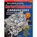 Book - How to Rebuild and Modify Carter-Edelbrock Carburetors