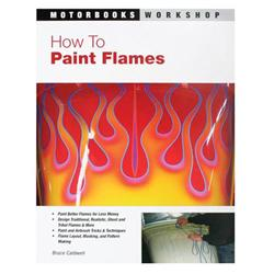 Book - How To Paint Flames