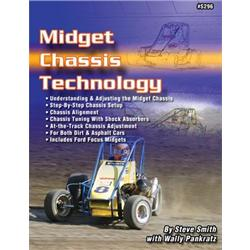 Steve Smith Autosports S296 Book - Midget Chassis Technology