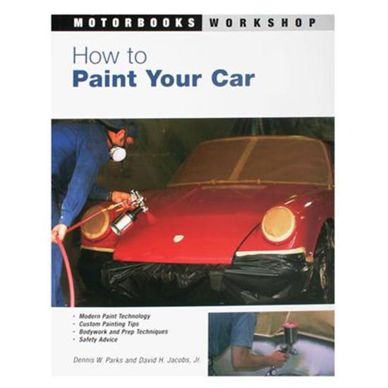 Book - How To Paint Your Car