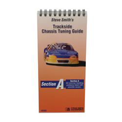 Steve Smith Autosports S283 Book - Trackside Chassis Tuning Guide