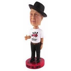 """Speedy"" Bill Smith Bobble Head Statue"