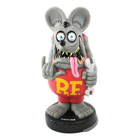 Fink Garage: Rat Fink Wobbler