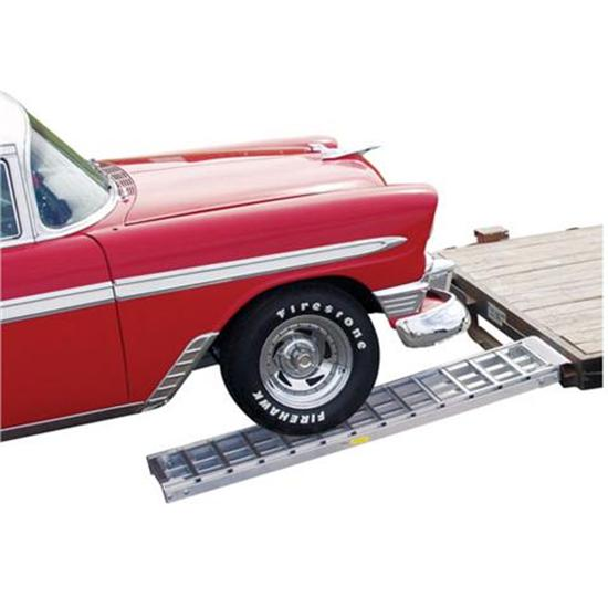 Aluminum Car Ramps