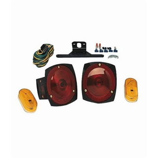 Deluxe Trailer Light Kit