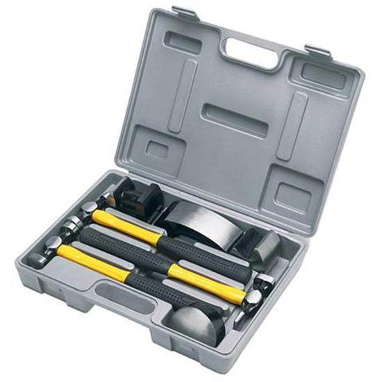 Performance Tool M7007 Body Hammer & Dolly Set, 7 Piece