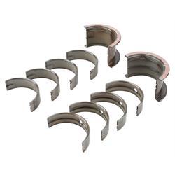 ACL Tri-Metal H-Series Duraglide Main Bearings, Chevy 350, STD