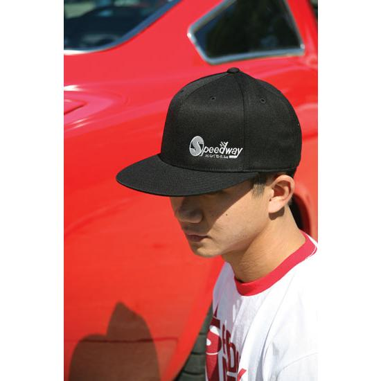 Garage Sale - FlexFit Speedway Motors Flatbill Cap