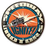 Speedway Ignite Clock