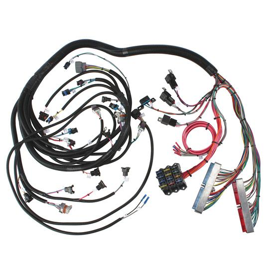 painless wiring 60508 1999 2002 gm ls1 engine harness speedway gm engine wiring harness 1999 02 ls1