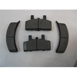 Garage Sale - MD369 Front Brake Pads for Chevy SUVs and Vans