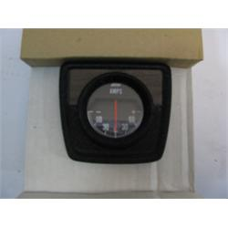 Garage Sale - Amp Gauge With Woodgrian and Black Bezel