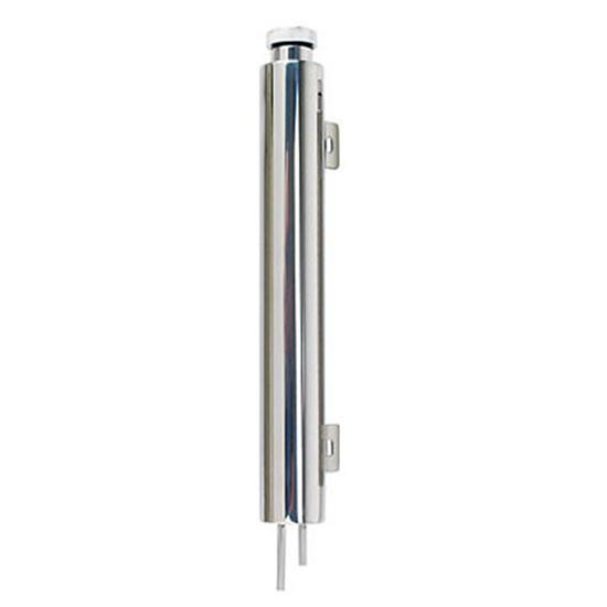 Speedway 15 Inch Stainless Steel Coolant Expansion Overflow Tank