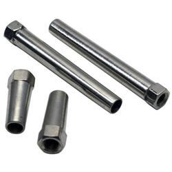 Speedway Radiator Support Rod Thread Covers