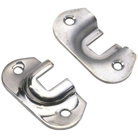 Radiator Support Rod Firewall Brackets