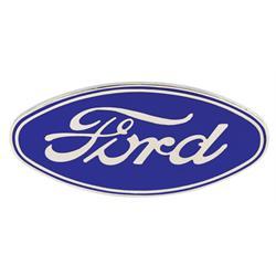 1928-30 Ford Model A Radiator Emblem