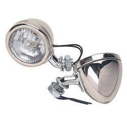 1933-1934 Stainless Cowl Lights