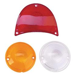 1957 Chevy Car Replacement Parking Light/Tail Light Lenses