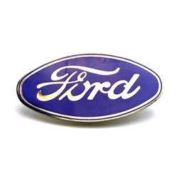 1935-36 Ford Radiator Emblem, Passenger Car