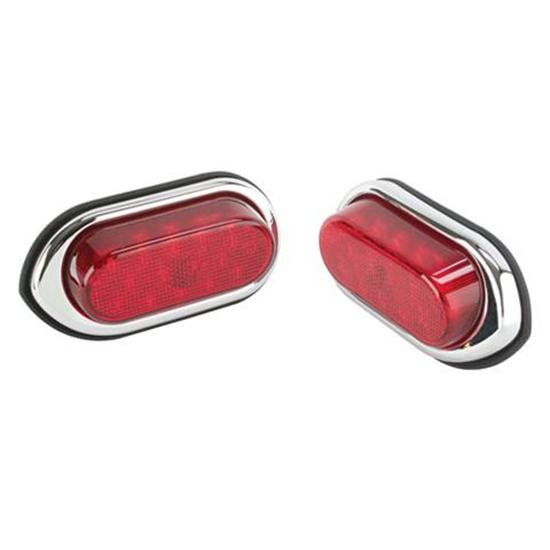 Technostalgia 6043 1940 Chevy Car LED Tail Lights