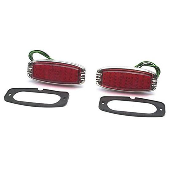 1941-1948 Chevy LED Taillight Assembly