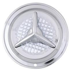 Tri-Bar Spinner Style 14 Inch Wheel Cover